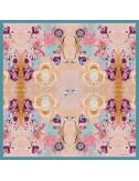 Victoria silk Scarf