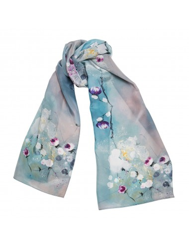Nature silk Scarf