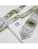 Imperfect Harmony silk Tie
