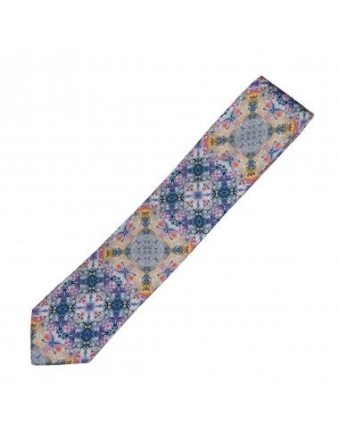 Blessing silk Tie