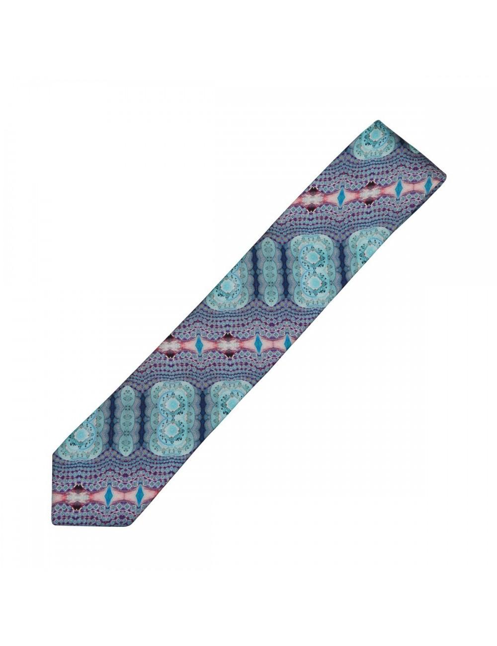 Believe silk Tie