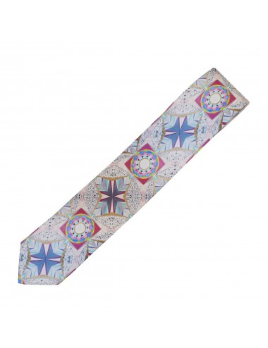Cool Ice silk Tie