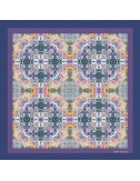 Blessing pocket silk square