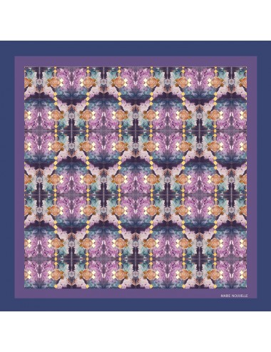 Stairway to Heaven pocket silk square
