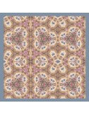 Dream Catcher pocket silk square