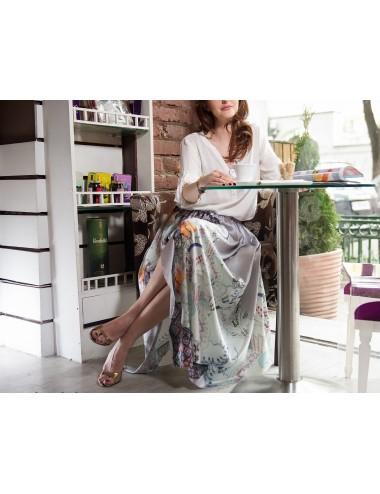 Imperfect Harmony silk Dress