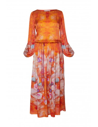 Compassione silk Dress