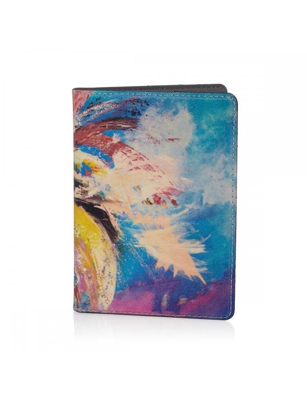 Ballad Passport Cover