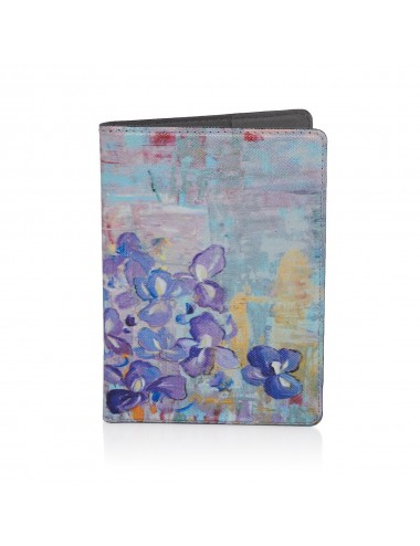 Irises Passport Cover
