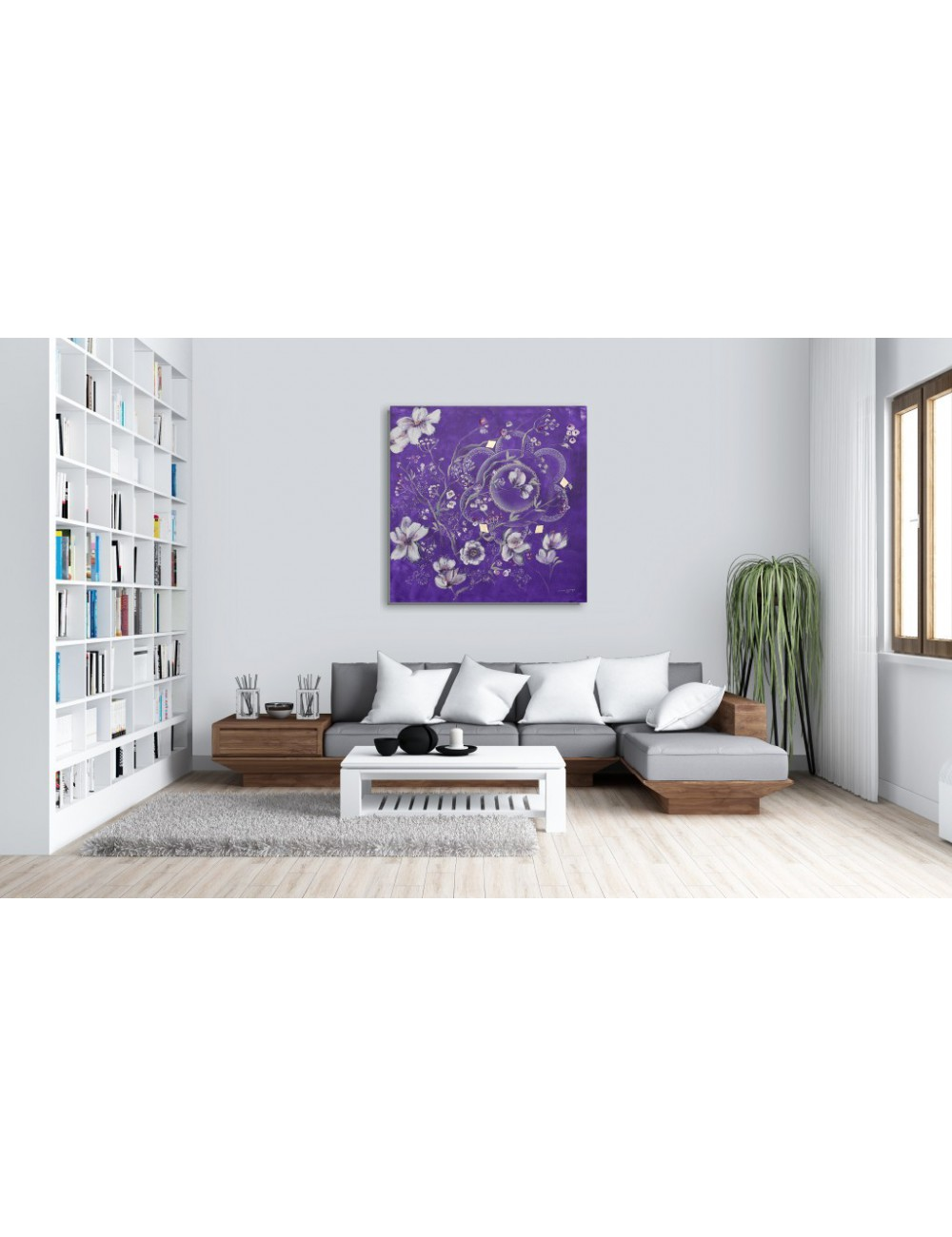 Essence Print Canvas
