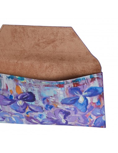 Irises Clutch Bag