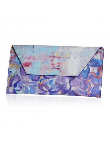 Irises Clutch Bag
