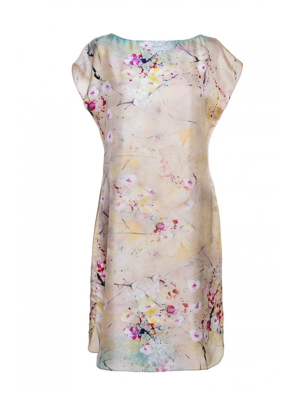 Scent of a Dream silk dress