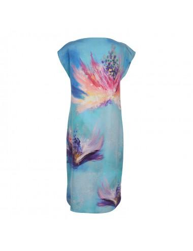 Viscose Dress Flowers Whispers