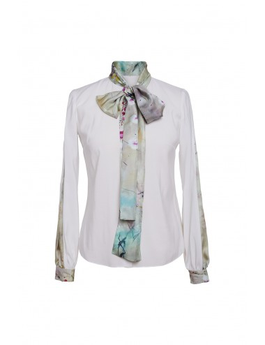 Scent of a Dream silk Blouse