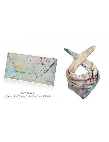 Scent of a Dream Clutch Bag