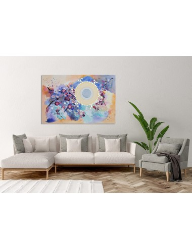 Life is Art Print Canvas