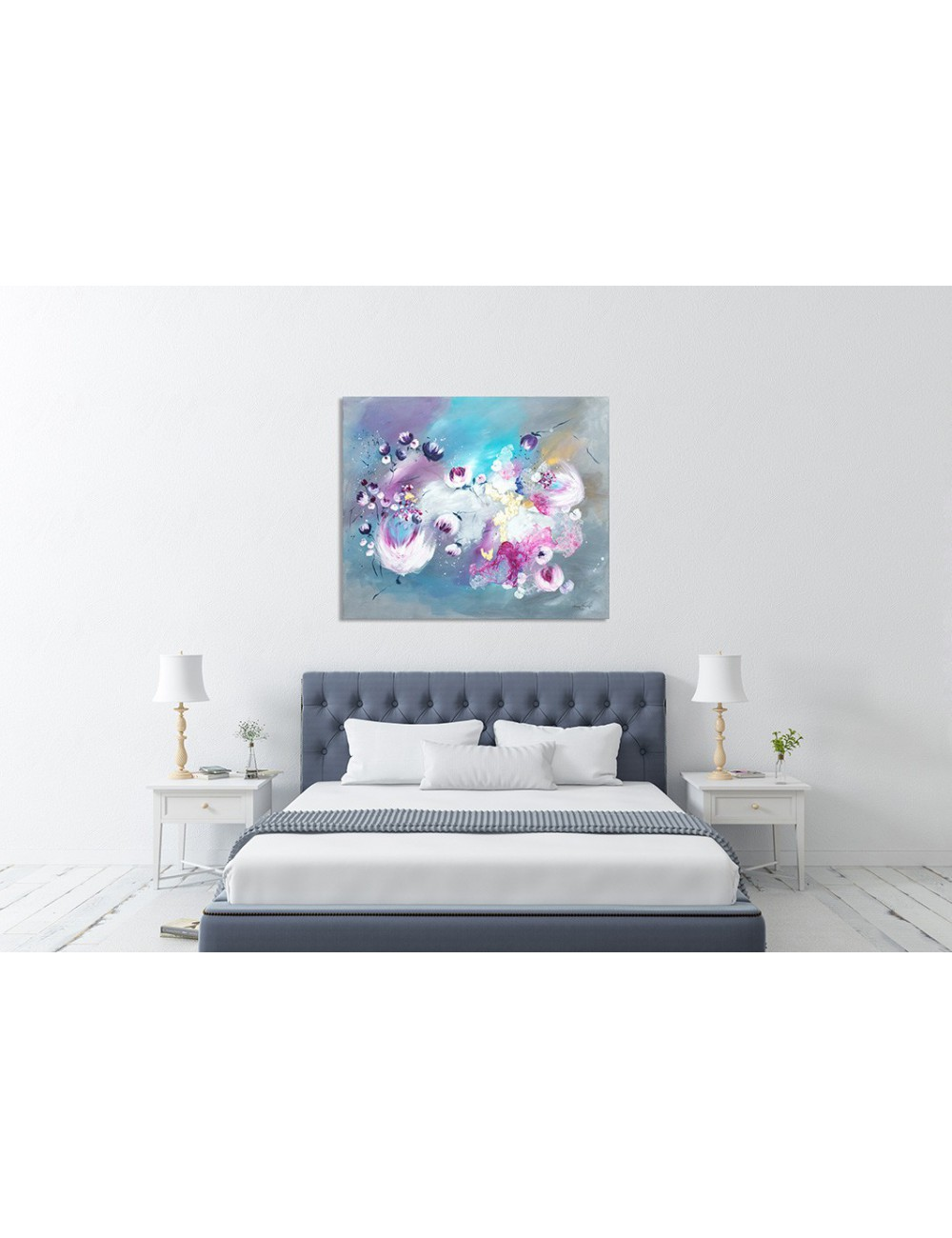 Dreams Print Canvas