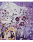 Haze of Passion Print Canvas