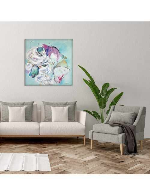 Butterfly Print Canvas