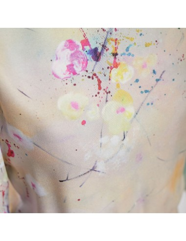 Viscose Dress Scent of a Dream elastic waist