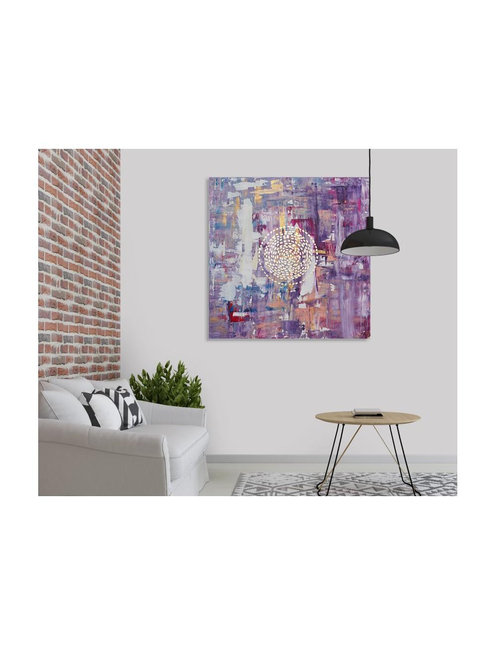Centered 2 Print canvas