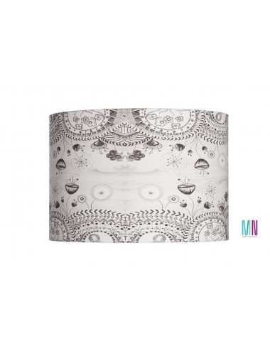 Floorlamp Happy Hills black/white