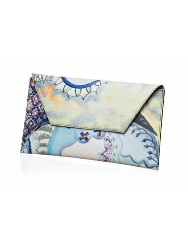 Imperfect Harmony Clutch Bag