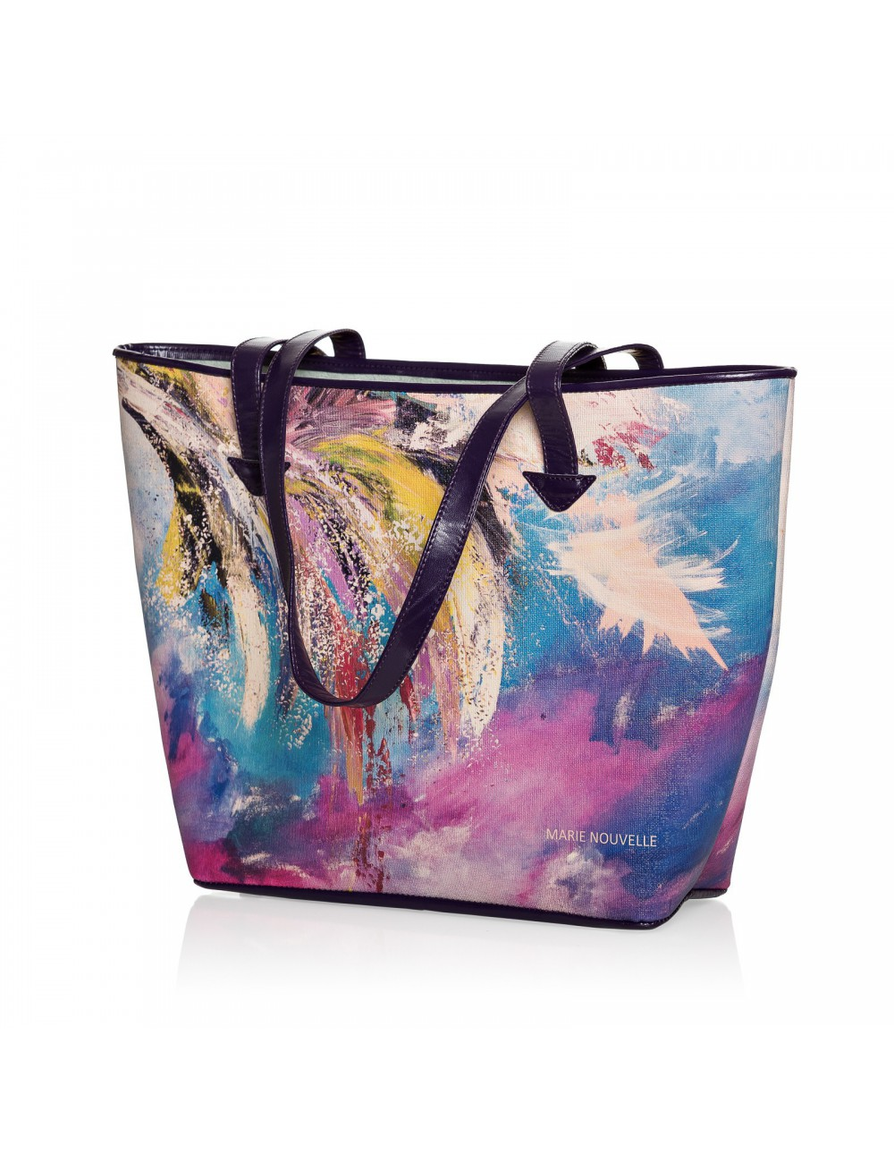 The Ballad Printed Bag