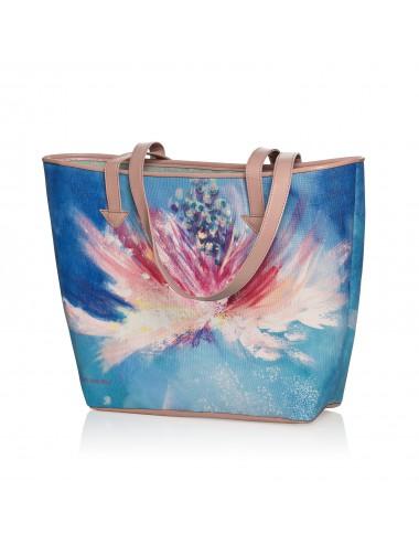 Flowers Whispers printed Bag