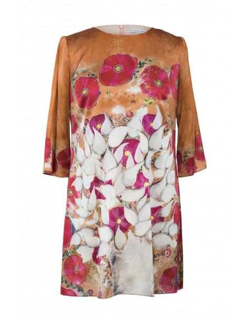 Vitalita silk Dress