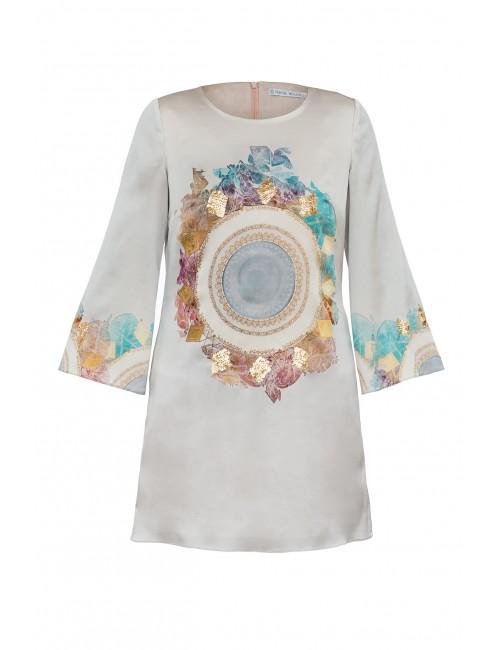Unione silk Dress