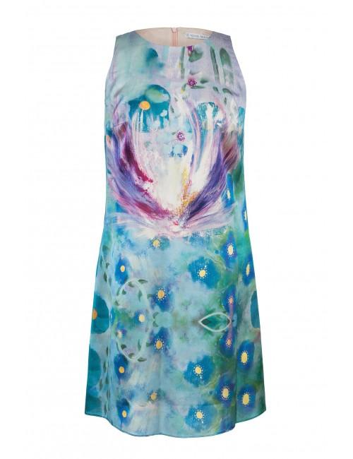 Stima silk Dress